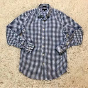 Banana Republic size small Gingham Camden Shirt